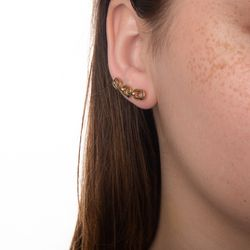 Brinco-de-Ouro-18k-Ear-Cuff-Elos-Vazados-br24375-JOIASGOLD