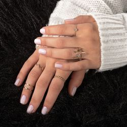Anel-de-Ouro-18k-Estrela-Dupla-com-Diamantes-an36944-joiasgold