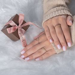 Anel-de-Ouro-18k-Meia-Alianca-Turmalina-Rosa-e-Diamantes-an36752-joiasgold