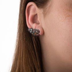 Brinco-de-Ouro-Negro-18k-Ear-Cuff-Pedras-Preciosas-br24191-joiasgold