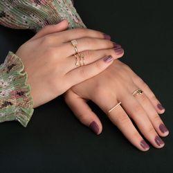 Anel-de-Ouro-18k-Chuveiro-Quadrado-com-Zirconia-an37186-joiasgold
