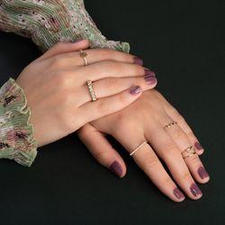 Anel-de-Ouro-18k-Meia-Alianca-7-Diamantes-10-Pontos-cada-an37412-joiasgold