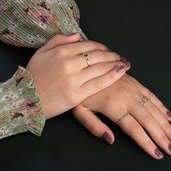 Anel-de-Ouro-18k-Formatura-Zirconia-Verde-e-Branca-an37181-joiasgold