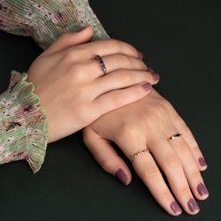 Anel-de-Ouro-Rose-18k-Meia-Alianca-com-Iolita-an36995-Joias-gold