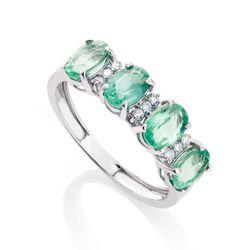 Anel-de-Ouro-Branco-18k-Quatro-Esmeraldas-com-Diamantes-an32845-joiasgold