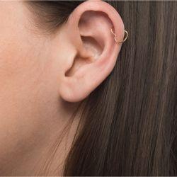 Piercing-de-Ouro-18k-Orelha-Coracao-Vazado-Liso-ac07074-Joias-gold-1