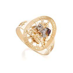 Anel-de-Ouro-18k-Sao-Jorge-Oval-Vazado-com-Rubis-e-Diamantes-an37481-Joias-gold
