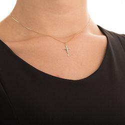 Pingente-de-Ouro-18k-Crucifixo-com-Jesus-Cristo-de-Ouro-Branco-pi07668-Joias-gold-modelo