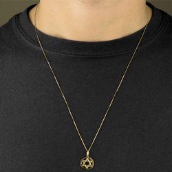 Pingente-de-Ouro-18k-Estrela-de-Seis-Pontas-de-Davi-Vazado-pi16279-Joias-gold-modelo