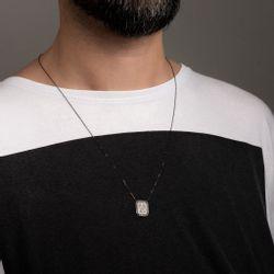 Escapulario-de-Ouro-Negro-18k-S.Coracao-e-N.S-Carmo-Diamantes-ga04995-Joias-gold