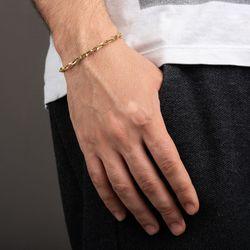 Pulseira-de-Ouro-18k-Cartier-467mm-20cm-pu05479-Joias-gold