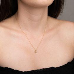 Gargantilha-de-ouro-18k-Divino-com-Zirconia-45-cm-ga05169-Joias-gold