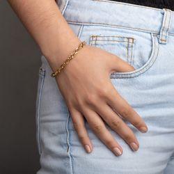 Pulseira-de-Ouro-18k-Elos-Ovais-59mm-19cm-pu05512-Joias-gold