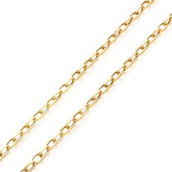 Corrente-de-Ouro-18k-Cartier-com-38mm-de-60cm-co02924-Joias-gold