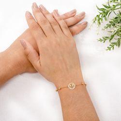 Pulseira-de-Ouro-18k-Bolas-e-dois-Meninos-com-19cm-pu05290-Joias-gold