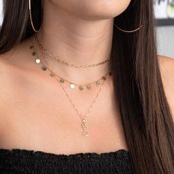 Pingente-em-Ouro-18k-Menina-Sentada-com-Diamante-pi17845-Joias-gold