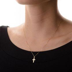Pingente-de-Ouro-18k-Cruz-Lisa-pi18919-Joias-gold-modelo