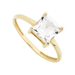 Anel-de-Ouro-18k-Cristal-7x7mm-an37585-JOIASGOLD