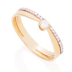 Anel-de-Ouro-Branco-18k-Solitario-com-Diamantes-joiasgold