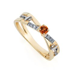 Anel-de-Ouro-18k-Formatura-Farmacia-com-Citrino-e-Diamantes-an37812-joiasgold