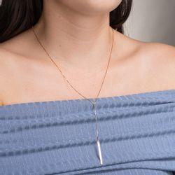 Gargantilha-de-Ouro-18K-Placa-Lisa-Veneziana-40cm-ga04507-joiasgold