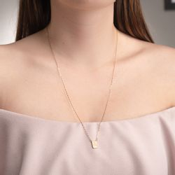 Gargantilha-de-Ouro-18k-Escapulario-Fosco-Cartier-60cm-ga05444-joiasgold