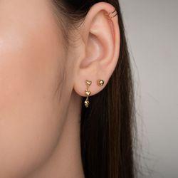 brinco-ouro-18k-coracoes-pendurados-lisos-br25036-joiasgold