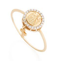 Anel-de-Ouro-18k-Nossa-Senhora-Aparecida-com-Cruz-e-Zirconias-an36841-joiasgold