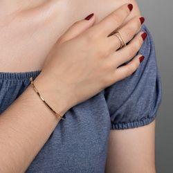Pulseira-de-Ouro-18k-Bracelete-Fio-Quadrado-com-19cm-pu03919-joiasgold