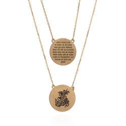 Gargantilha-de-Ouro-18k-Escapulario-Sao-Jorge-com-60cm-ga05580-joiasgold