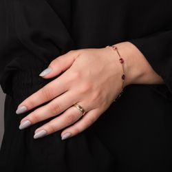 pulseira-de-ouro-18k-pedras-brasileiras-19cm-pu05466-joiasgold
