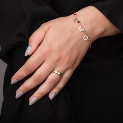 pulseira-ouro-18k-amor-zirconias-coloridas-pu05532-joiasgold