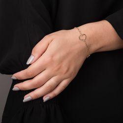 pulseira-ouro-18k-americana-dois-coracoes-vazados-22cmpu05969-joiasgold