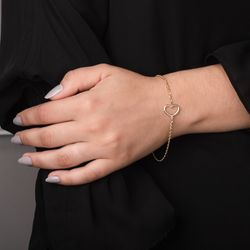 pulseira-ouro-18k-americana-coracao-vazado-pu05946-joiasgold-joiasgold