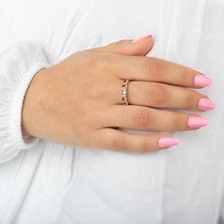 Anel-de-Ouro-Rose-18k-Meia-Alianca-Turmalina-Rosa-e-Diamante-an34319-Joias-gold