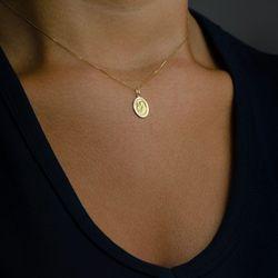Pingente-de-Ouro-18k-Medalha-de-Santo-Antonio-Oval-pi03053-Joiasgold2