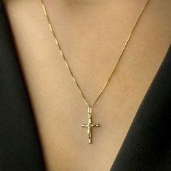 Pingente-de-Ouro-18k-Crucifixo-com-Jesus-Cristo-pi16263-Joiasgold1