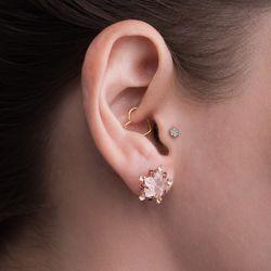 Brinco-de-Ouro-Rose-18k-Quartzo-Turmalina-e-Cristal-Rosa-br24507--joiasgold-modelo