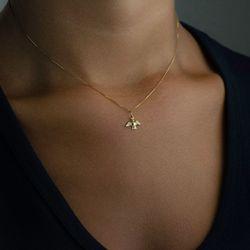 Pingente-de-Ouro-18k-Espirito-Santo-pi17448-Joiasgold1