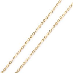 Corrente-de-Ouro-18k-Malha-Coracoes-3mm-com-40cm-co03452-joiasgold