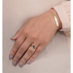 Pulseira-de-Ouro-18k-Placa-Lisa-Familia-Veneziana-pu05540-joiasgold-modelo