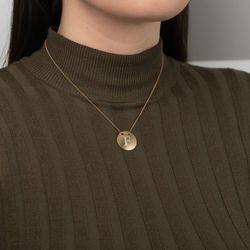 Gargantilha-em-Ouro-18k-Letra-E-com-Diamantes-de-40cm-ga05125-joiasgold